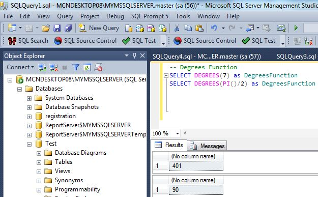 functions in ms sql server