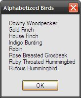 Ordered Bird List Query Results.jpg