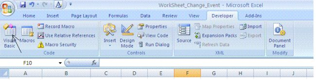 Creating a print command button and VBA code to print selected cells