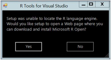 Working with R Programming for Data Analysis using Microsoft