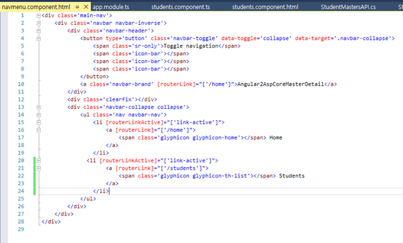 how to create master page in asp.net c example