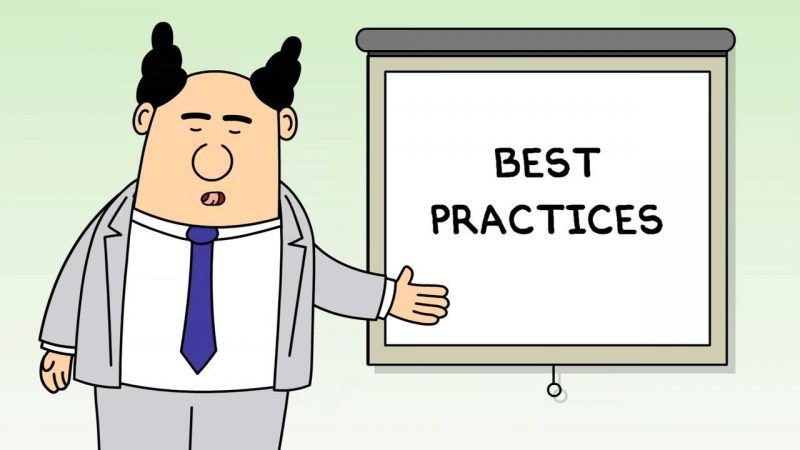 Best Practices And Programming Guidelines In SQL Server - Part One