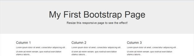 Bootstrap css layout a page for Bootstrap table title