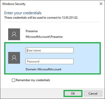 how to change password in windows 10 virtual machine