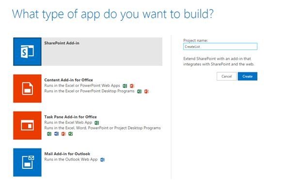 SharePoint Add-in