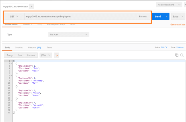 how to make api in asp net