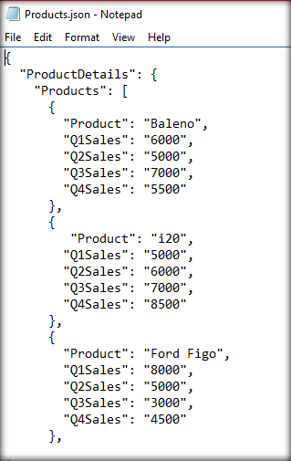 Create Power Bi Reports From Json Data Exposed By Rest Service