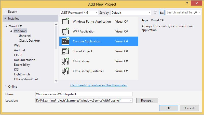 how to run c++ console application in visual studio