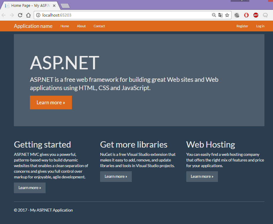 asp net menu templates - customizing asp net mvc bootstrap templates