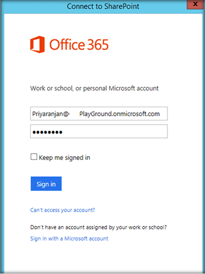 Deploy sharepoint hosted add in app to sharepoint online in office 365 - Pop settings for office 365 ...