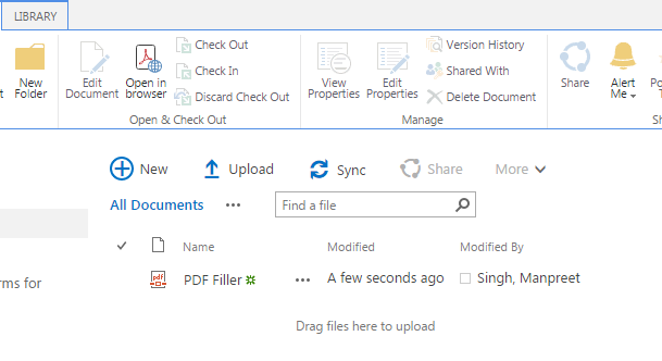 how to create a form in sharepoint office 365