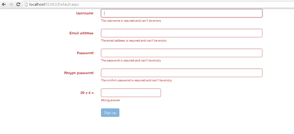 Powerful Form Field Validator For Jquery And Bootstrap Using ...