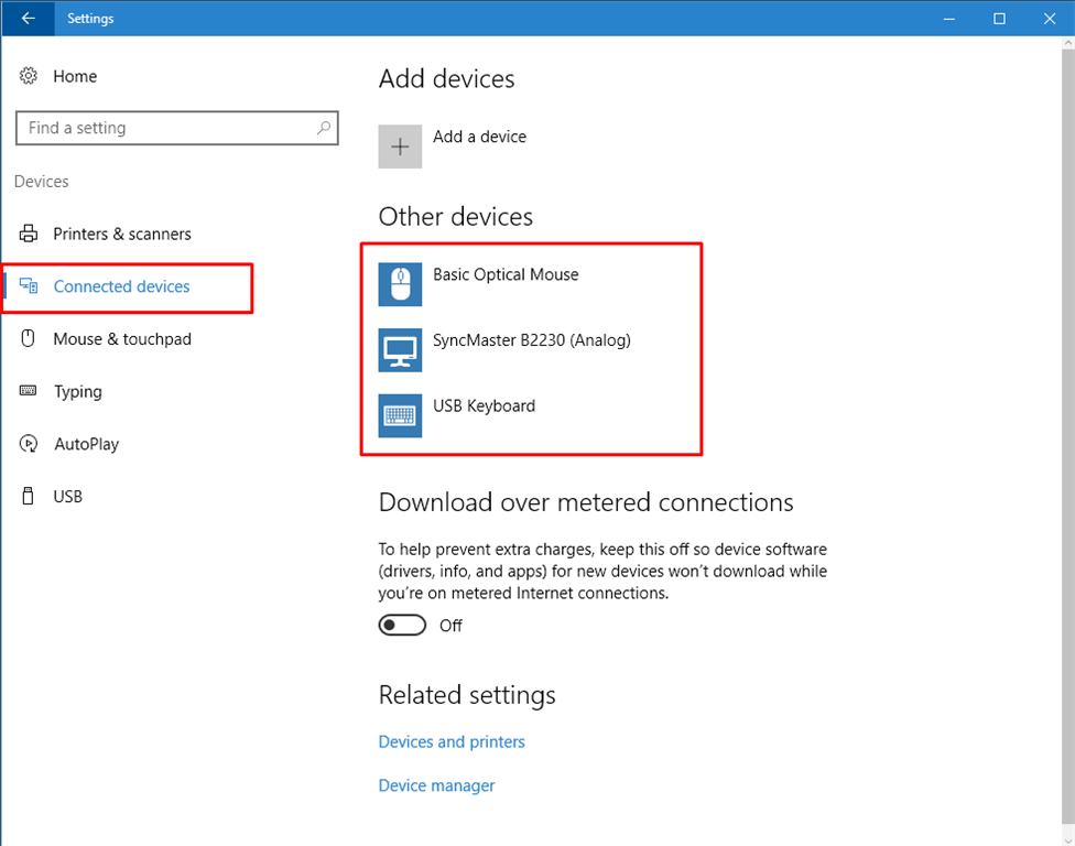 how to move mouse while typing windows 10