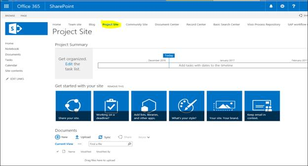 How to create sharepoint online subsite using available template sharepoint pronofoot35fo Choice Image