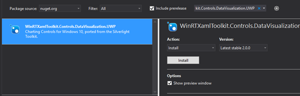 how to add dll to uwp c project