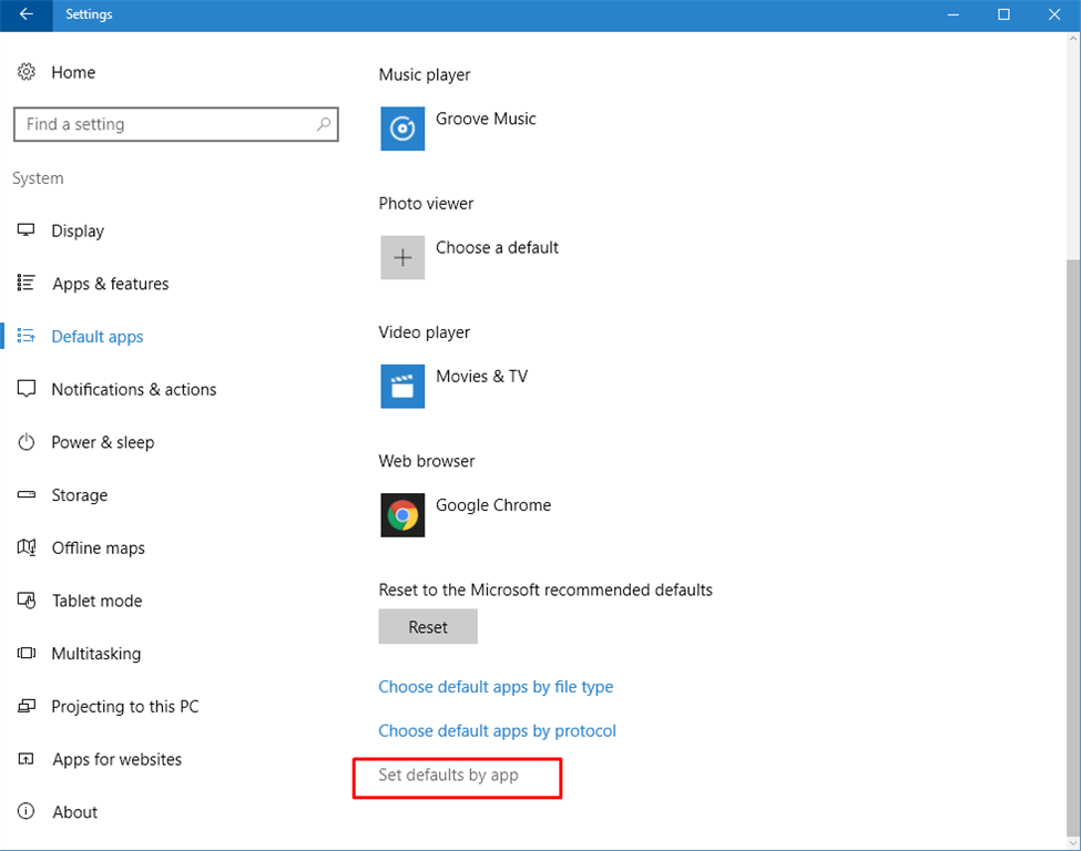 how to make teracopy default in windows 10