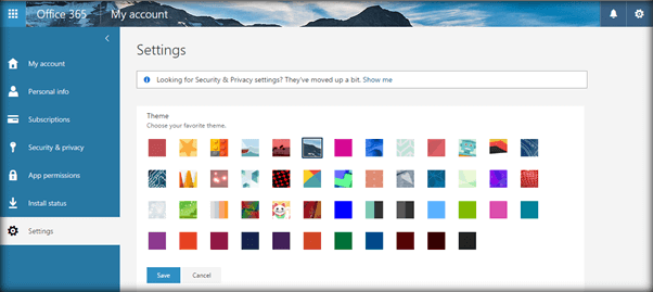 Implement Organizational Branding In Office 365 And SharePoint Sites