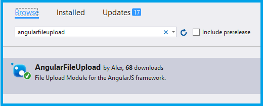 Learn MVC Using Angular File Upload - DZone Web Dev