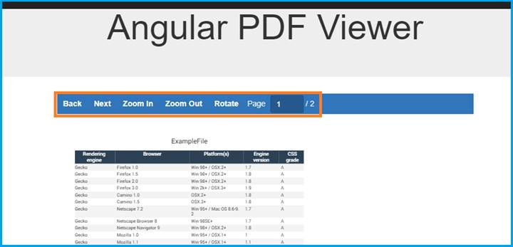 Learn MVC Using Angular PDF File Viewer - DZone Web Dev