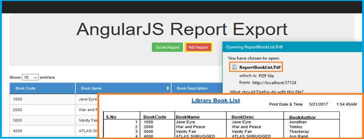 Learn MVC Using AngularJS and Crystal Report - DZone Web Dev