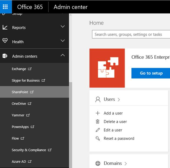 Manage User Properties Sharepoint