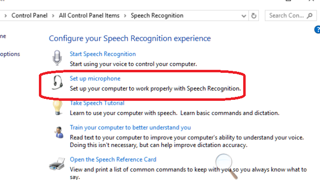 how to set up a microphone on windows 10