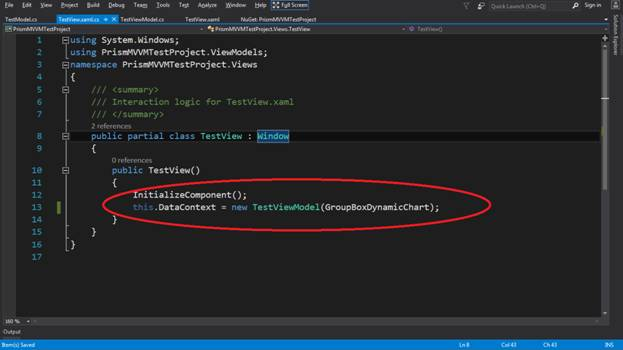 C Assign Value To Named Property In Class