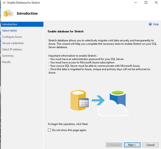 how to add a database to azure enterprise subscription