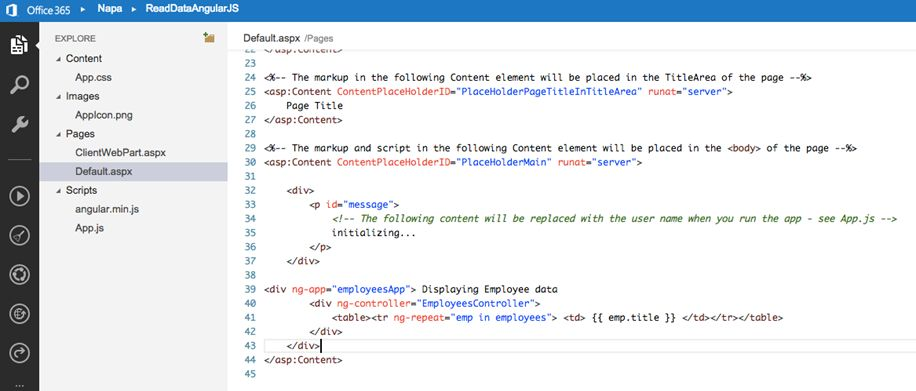how to use ng repeat in angularjs